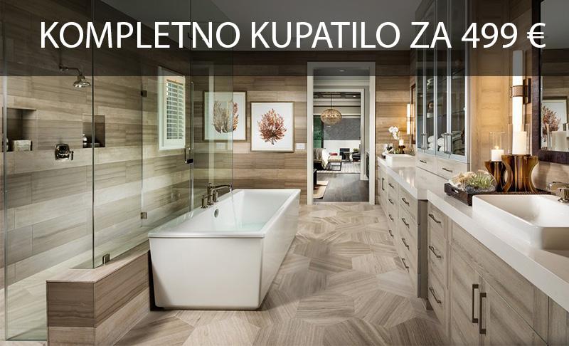 Kompletno kupatilo