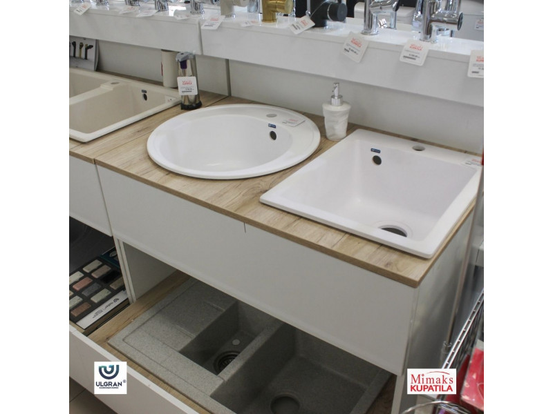 Ulgran granitne sudopere-preko 80 modela u ponudi