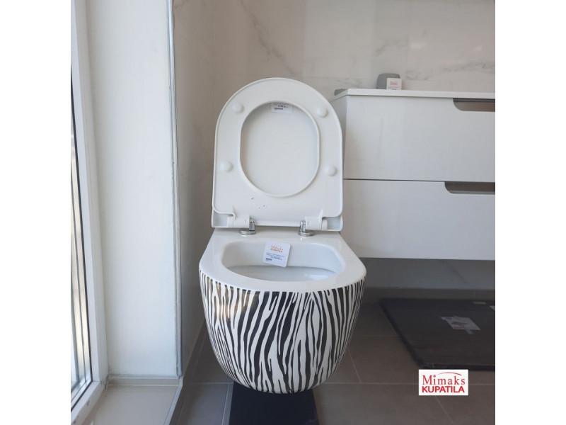 NOVO u Mimaksu! Moderni dezeni Bocchi sanitarija