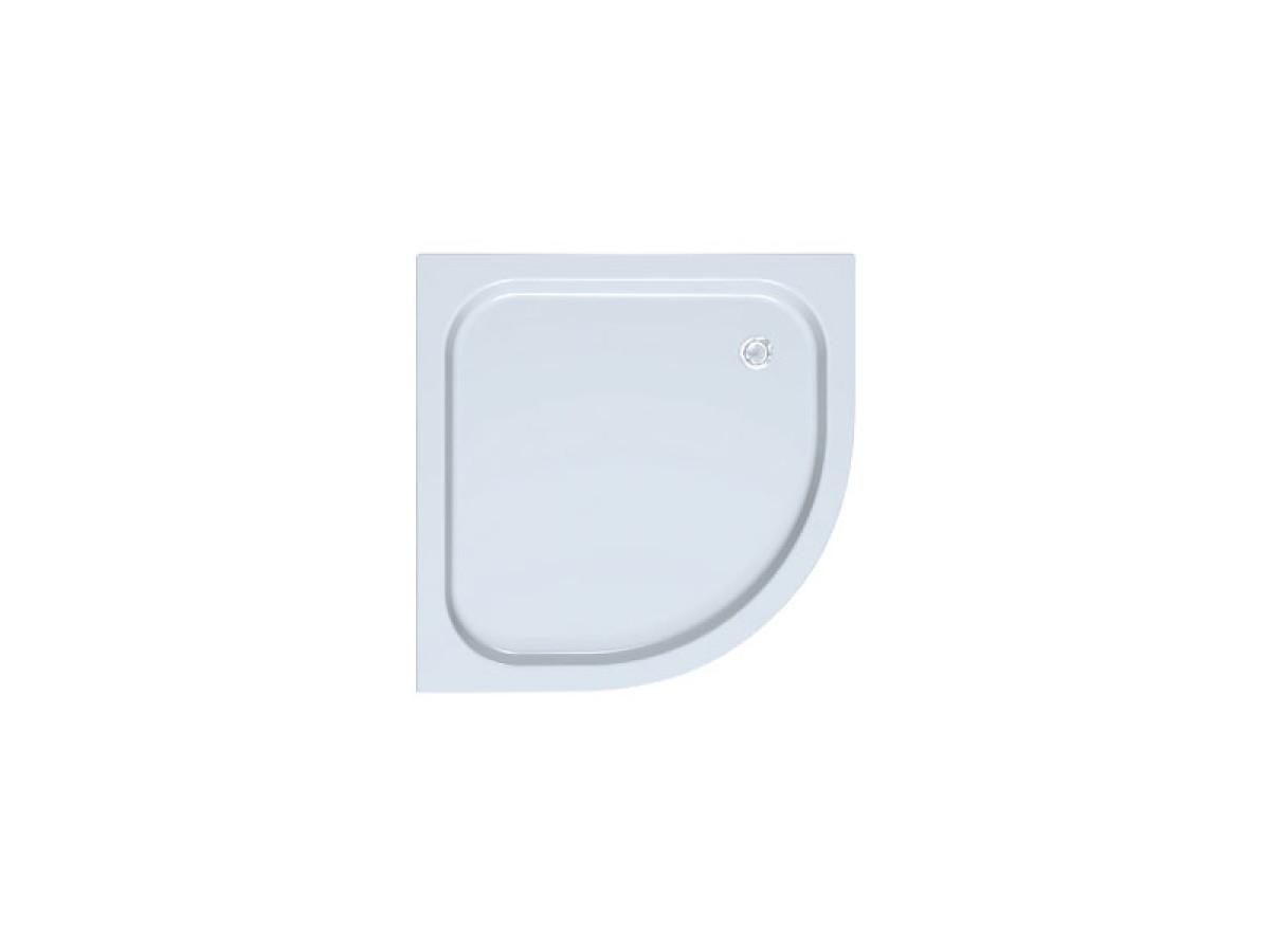 KOLPA ONTEX 80 tuš kada ugradna polukružna bez postolja i sifona 754870