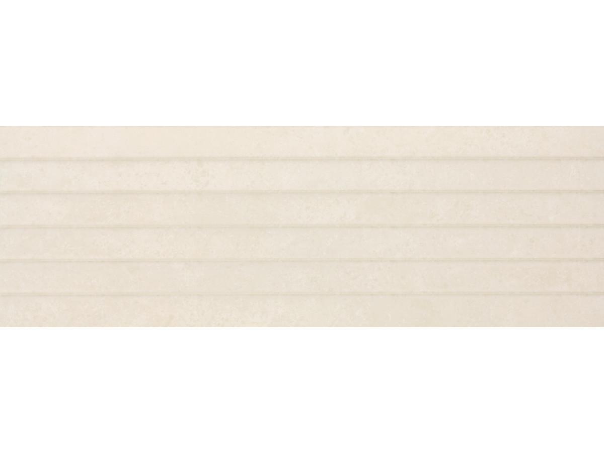 ZALA BASE WR1V5431 L.BEIGE RELIEF 30X90 RECT, 1.08m2