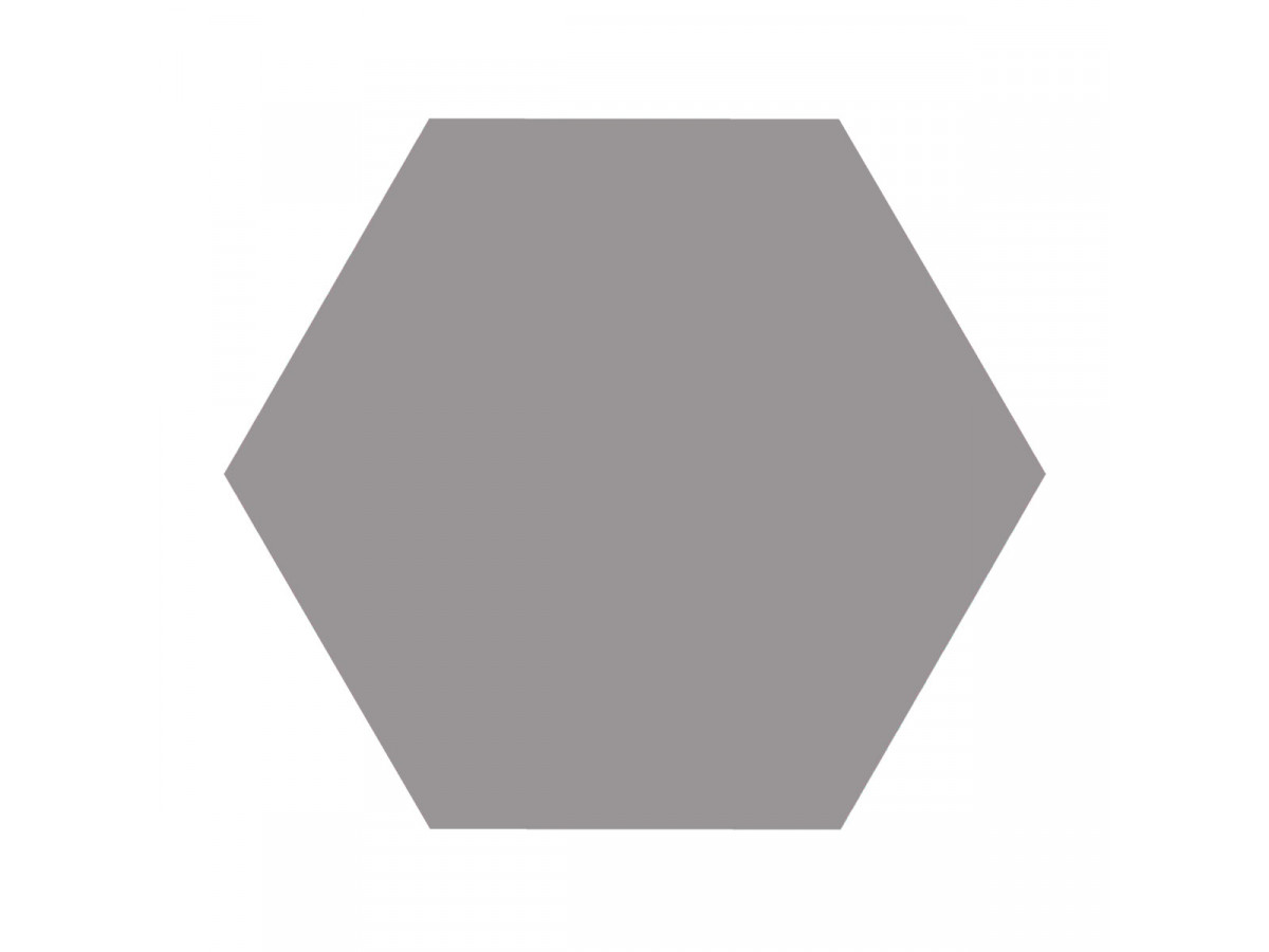 SA HEX. BASIC GREY 25X22, 1.04m2