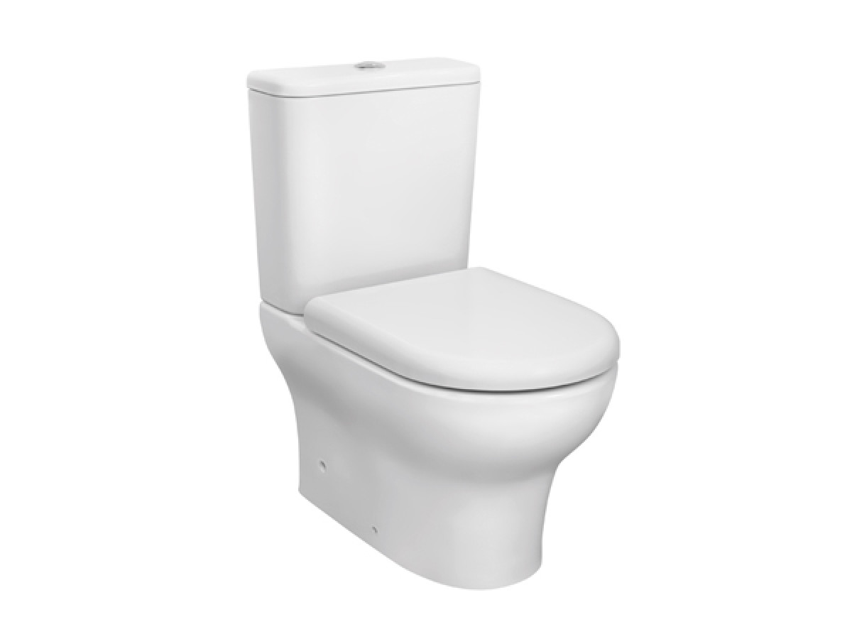 VITRA MONOBLOK ZENTRUM SA DUROPLAST SOFT CLOSE WC DASKOM VARIOM ZV011