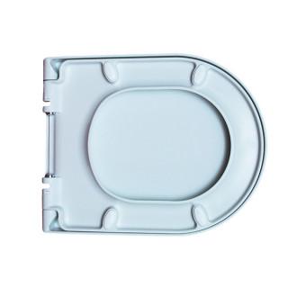 CO WC DASKA TAORMINA C9 INOX SOFT CLOSE BOTTOM FIX 145306(Gepard 150020)