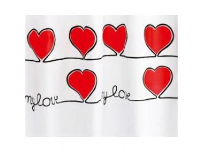 GEDY ZAVESA MY LOVE OC031830