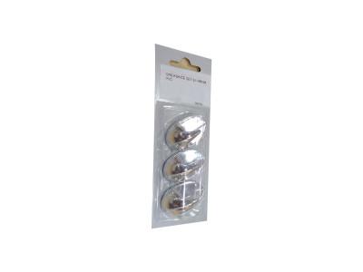 ORBITER KUKICE SET 3/1 HROM PVC 13110200